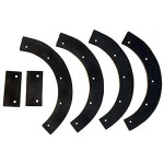 Snapper 17in 6pc Snowblower Paddles