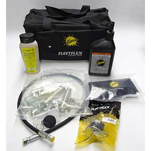 FISHER EMERGENCY KIT (FLEET FLEX) / NUTSCRUB COMBO