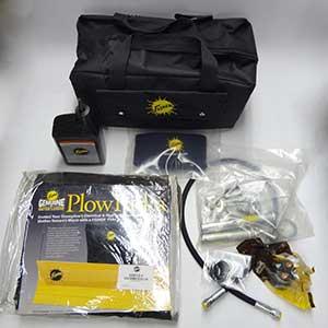 FISHER EMERGENCY KIT (MM2) / PLOW PARKA COMBO
