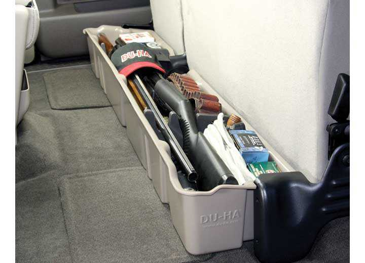DU-HA GUN CASE BLACK