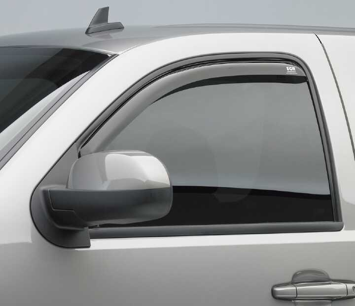 EGR Window Visor