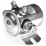 Solenoid 4-Post Insulated Curved Base APL3014