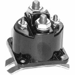 Solenoid 4-Post Insulated Curved Base Bakelite APL3024