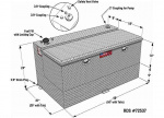 RDS FUEL TANK STORAGE BOX 72537