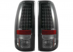 RECON TAIL LIGHTS 264173BK