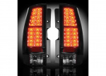 RECON TAIL LIGHTS 264174BK
