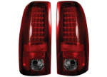 RECON TAIL LIGHTS 264175RBK