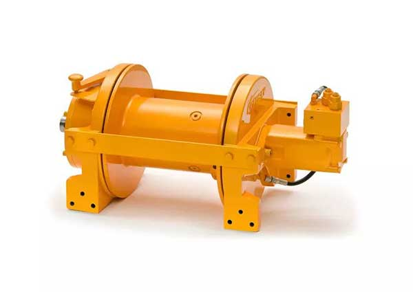Ramsey Planetary Bumper Winches
