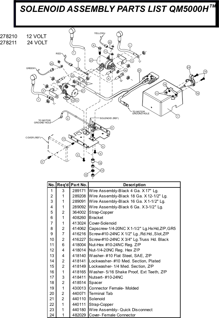 qm-5000-diagram2 Ramsey Pro Winch Wiring Diagram on dia for rep 5000,