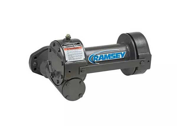 Ramsey Hydraulic Worm Gear Winch