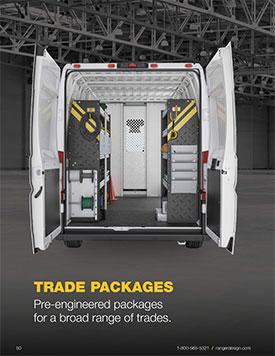 Ranger Design Tradesman Packages