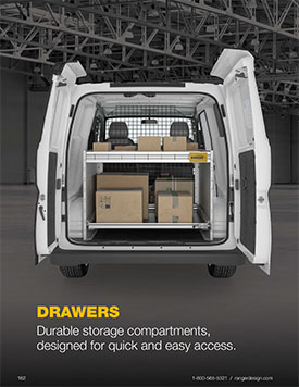 Ranger Design Buyers Guide Drawers