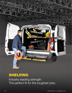 Ranger Design Shelving Product Guide