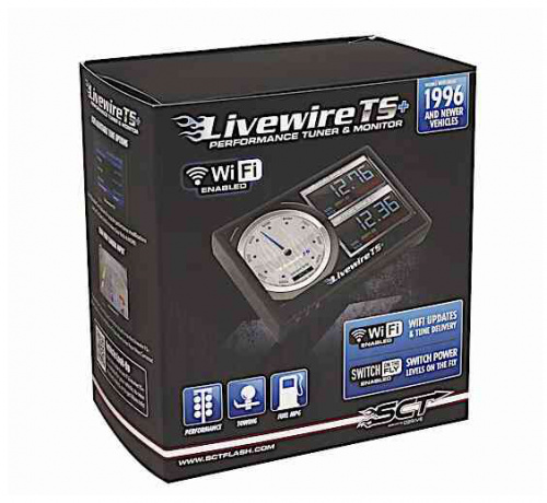 SCT 5015P Livewire TS Performance Tuner/Chip