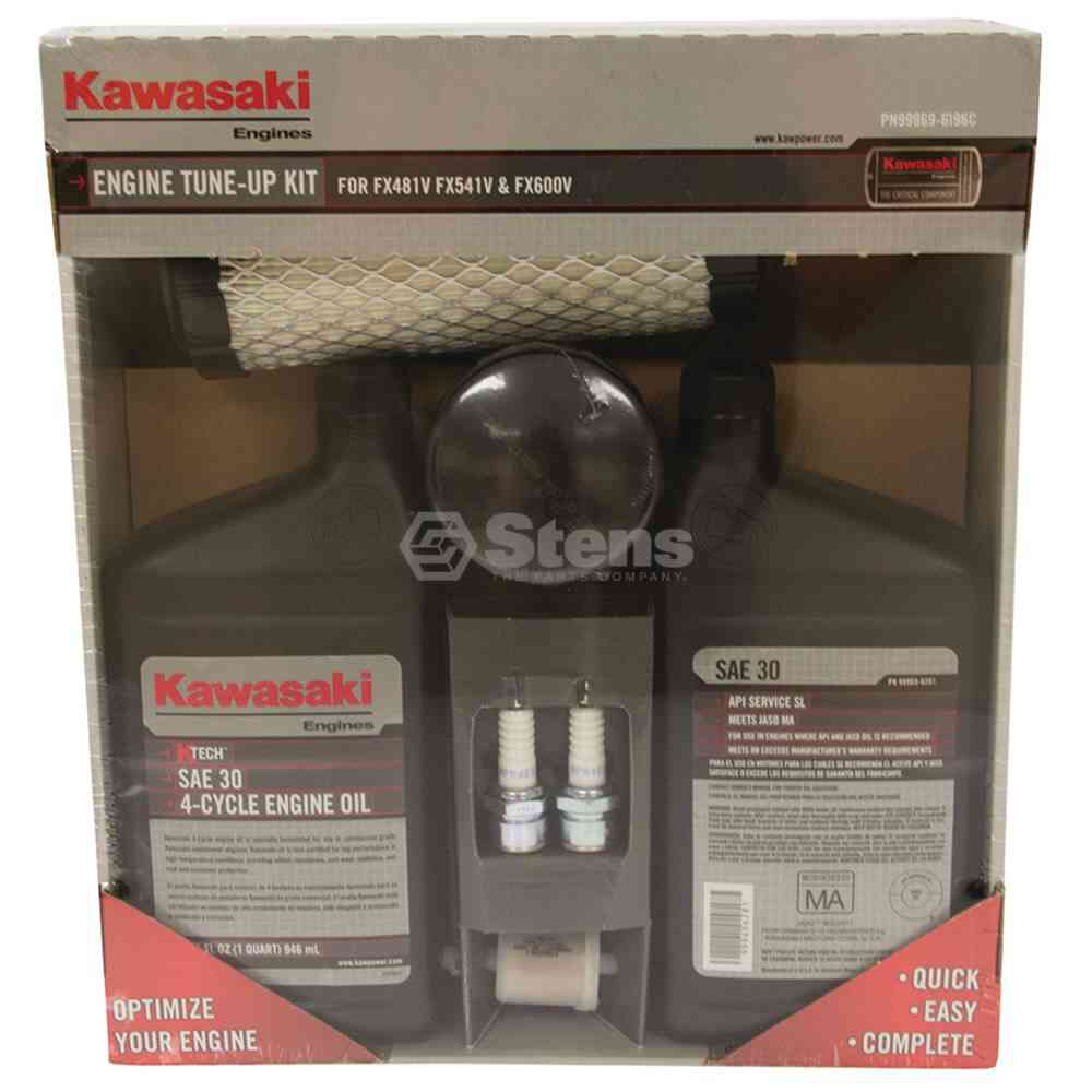 Engine Maintenance Kit Kawasaki 99969-6191B