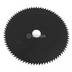 "Steel Brushcutter Blade / 8"" x 80 Tooth"