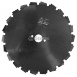 "Steel Brushcutter Blade / 8"" x 22 Tooth"
