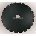 "Steel Brushcutter Blade / 9"" x 22 Tooth"