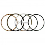 500-298 Chrome Piston Rings +.020