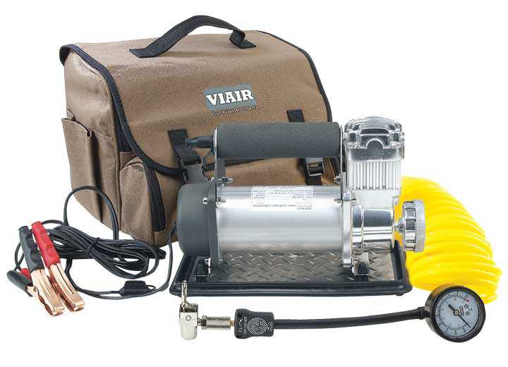 400p Portable Compressor Kit