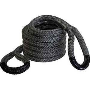 EXTREME BUBBA ROPE TOW ROPE 2IN X 30FT 176750BKG