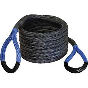 176660BLG BUBBA ROPE TOW ROPE 7/8IN X 20FT