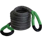 JUMBO BUBBA ROPE TOW ROPE 1-1/2IN X 30FT 176730GRG