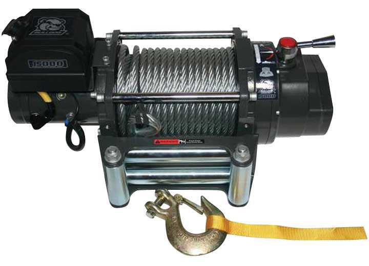 BULLDOG WINCH 10012