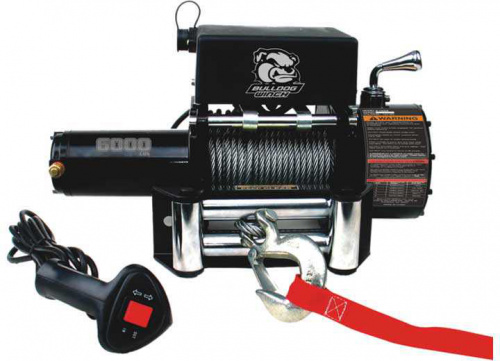 BULLDOG WINCH 10004