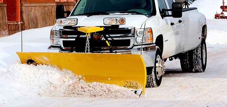 Fisher HD2 Snow Plow