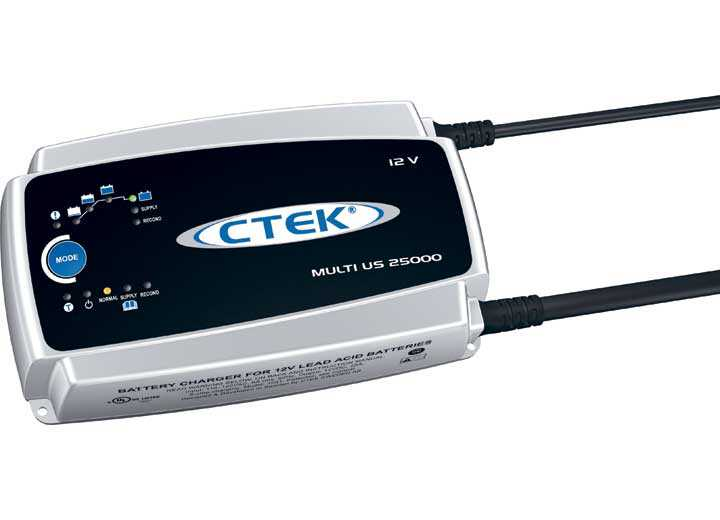 CTEK POWER SMARTER CHARGER 56-674