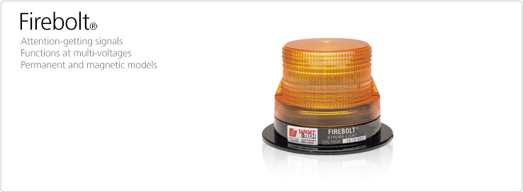 FEDERAL SIGNAL FIREBOLT BEACON