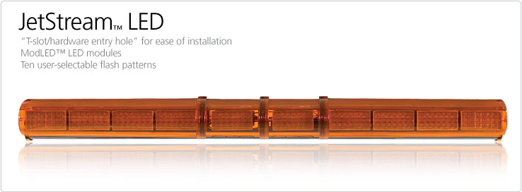 FEDERAL SIGNAL JetStream LED Light Bar