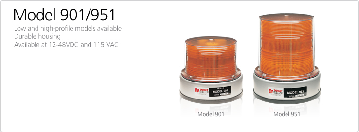 federal signal Model 901/951 beacon strobe