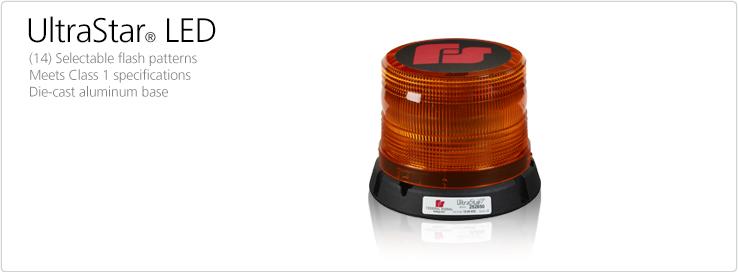 FEDERAL SIGNAL UltraStar LED