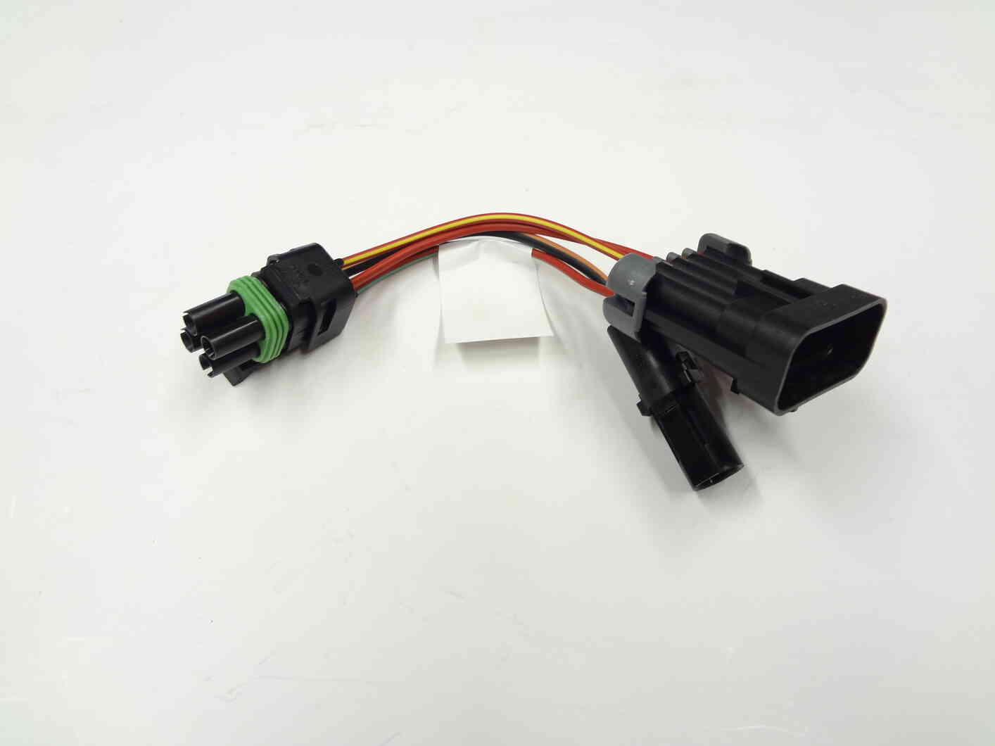 29047 Fisher Western 3 Wire Plug In Adapter