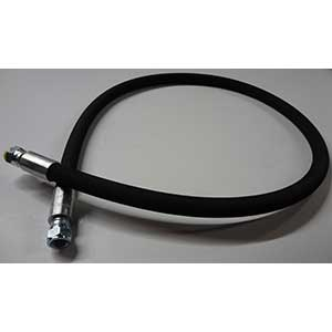 FISHER HOSE 3/8 X 45 W/FJIC ENDS 44316