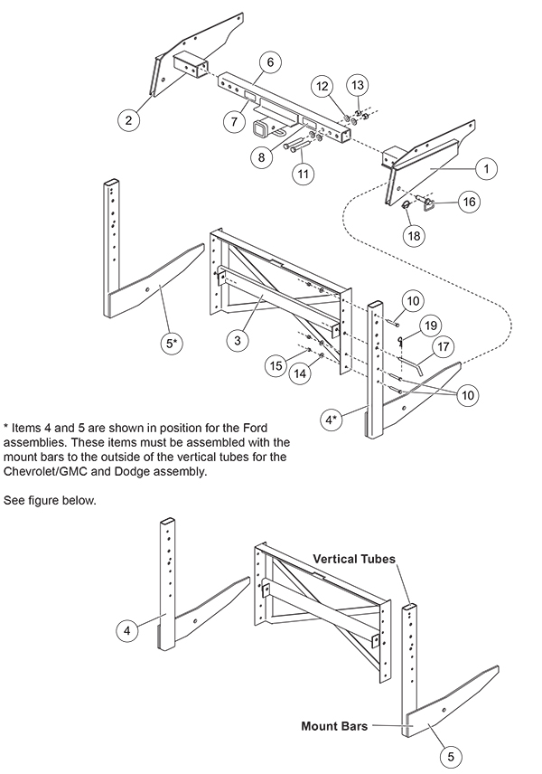 FISHER SPEED CASTER HOPPER 2 mounting PARTS DIAGRAM