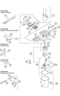 Fisher Plow Pump Diagram