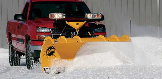 FISHER SNOW PLOW SNOFOIL