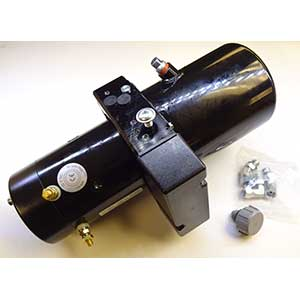 Fisher Hydraulic Unit 4000 PSI 22155-1
