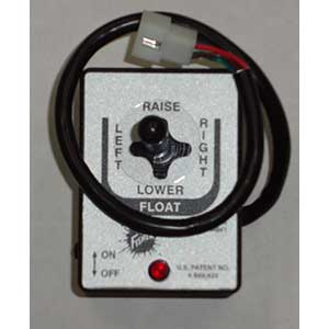 FISHER CONTROL JOYSTICK FOR STRAIGHT BLADE 8292