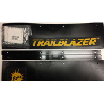 FISHER RUBBER DEFLECTOR KIT - TRAILBLAZER UTV V-Plow 52654