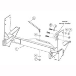 7165 Fisher Snow Plow Minute Mount Kit