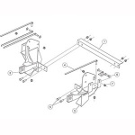 7170-2 Fisher Mount Kit