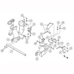 7176 Fisher Snow Plow Minute Mount Kit
