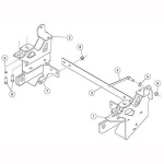 7190-1 Fisher Snow Plow Minute Mount Kit