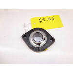 "FISHER BEARING 1"" 2 BOLT FLANGE - BLK 65182"