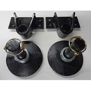 "27880 - Shoe Kit - SD Series w/26"" high blade & HT Series"