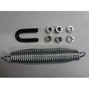 FISHER SPRING U-BOLT KIT 27534